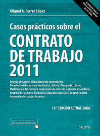 Casos prácticos sobre el contrato de trabajo 2011. Miguel Ángel Ferrer López. El bolso amarillo