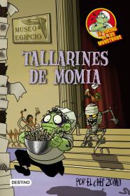 TALLARINES DE MOMIA, de Joan Antoni Martín Piñol Tallarines-de-momia_9788408100157
